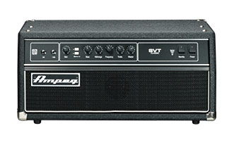 bass amplifier for hire, ampeg svt classic bass head, svt-cl