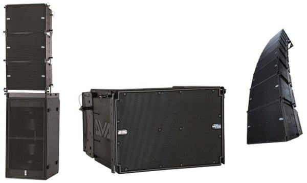 Hire Line Array Speakers - per day hire